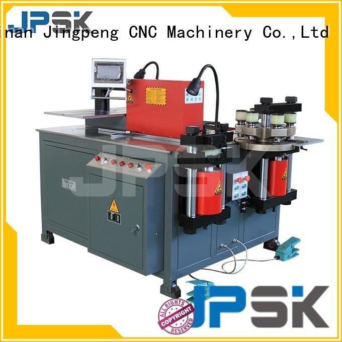 JPSK accurate cutting bending machine online for U-bending