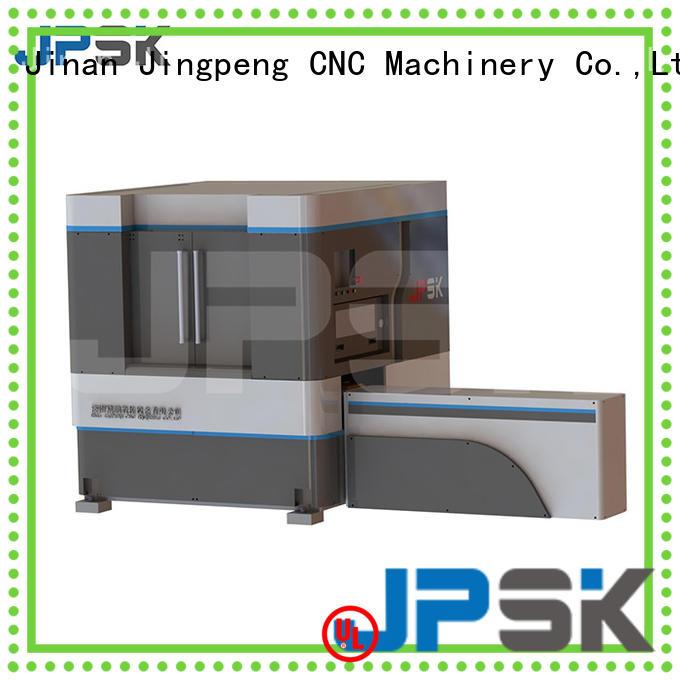JPSK long lasting cnc busbar chamfering machine manufacturer for worksite