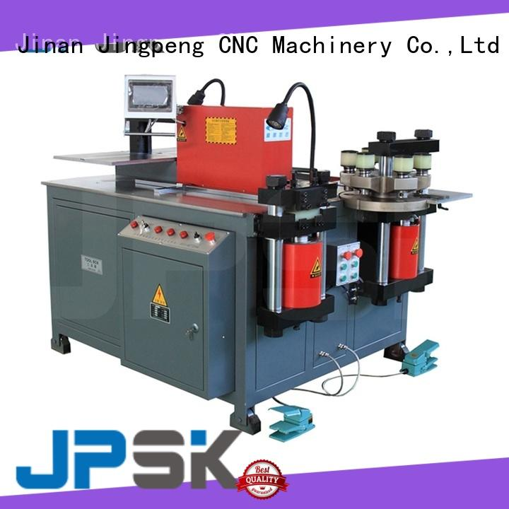 accurate cutting and bending machine supplier for flat pressing