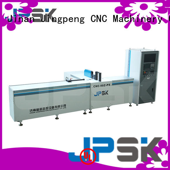 high efficiency aluminum bending machine directly sale for bending copper