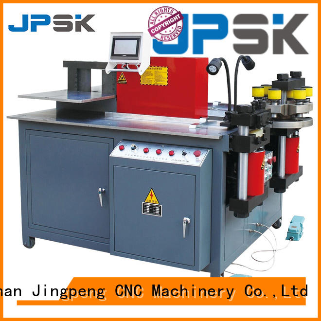JPSK turret punching machine online for flat pressing