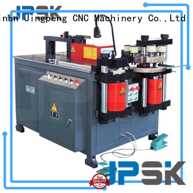 JPSK Non-CNC busbar bending punching cutting machine personalized for plant