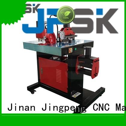 JPSK customized hydraulic shear design for bend the copper for aluminum busbars