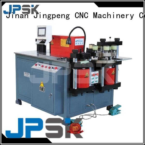 JPSK accurate turret punching machine promotion for twisting