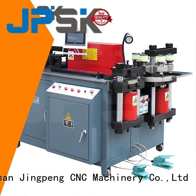 JPSK cutting and bending machine on sale for flat pressing