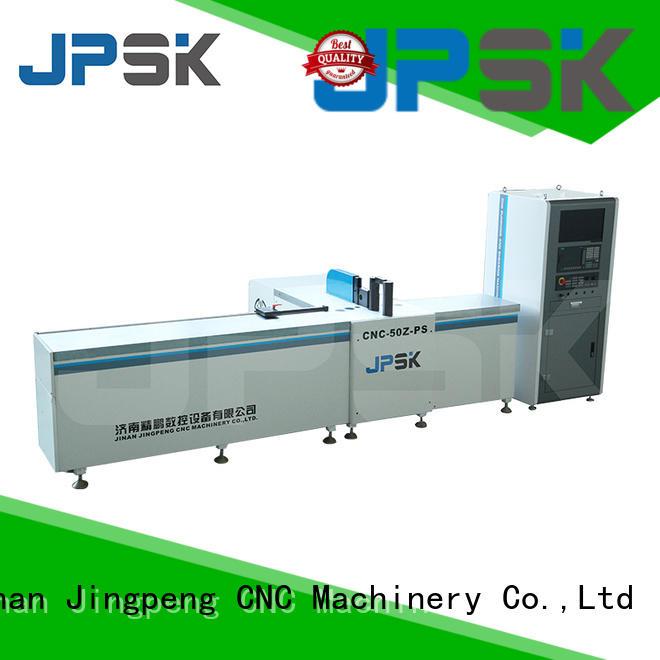JPSK aluminium bending machine directly sale for busway