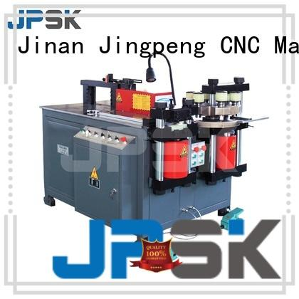 JPSK hydraulic punching machine design for for workshop for busbar processing plant