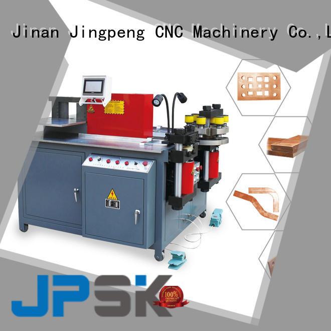 JPSK metal punching machine supplier for flat pressing