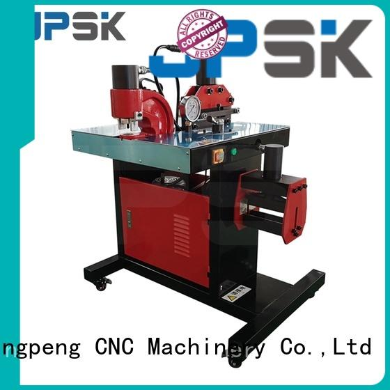 long lasting cnc sheet metal bending machine with good price for bend the copper for aluminum busbars