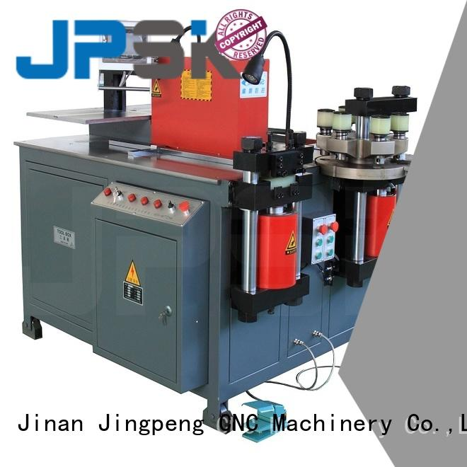 JPSK turret punching machine on sale for twisting